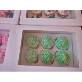 Boite de 6 cupcake