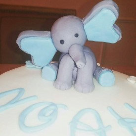 Gâteau Elephant