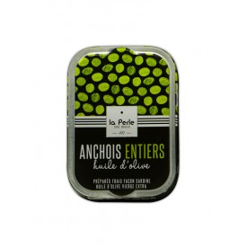 Anchois Huile Olive