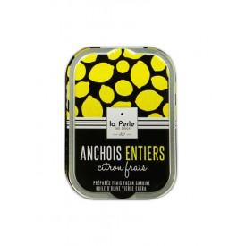 Anchois Citron