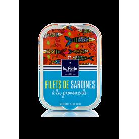 Sardines Sans Huile à la Provençale
