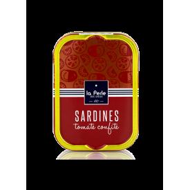 Sardines Tomates Confites