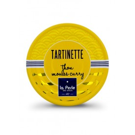 Tartinettes Thon Moule Curry