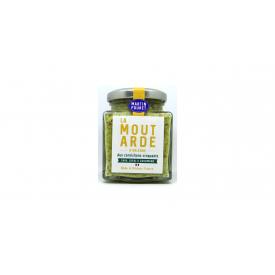 Moutarde d'Orléans aux Morceaux de Cornichons Croquants