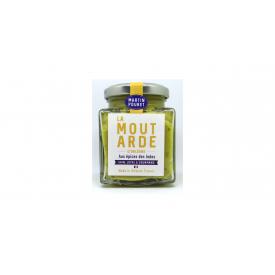 Moutarde d'Orléans aux Épices des Indes