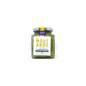 Moutarde d'Orléans aux Graines de Pavot