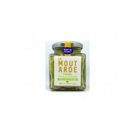 Moutarde d'Orléans Miel et Chardonnay