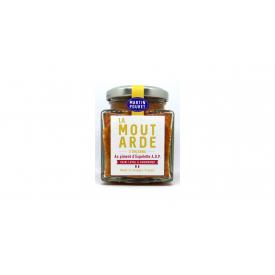 Moutarde d'Orléans au Piment d'Espelette AOP