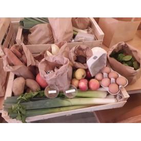 Panier de légumes 1 personne